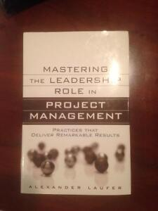 Mastering the Leadership Role in Project Management Sarnia Sarnia Area image 1