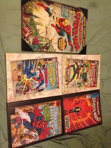 Spider-Man Canvas Pictures & Wood Picture.