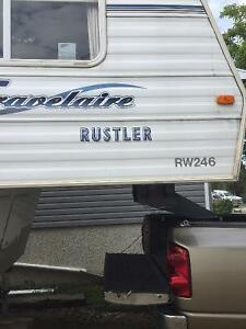 Travelaire Rustler Fifth Wheel