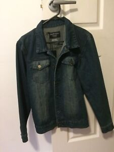 Blue denim jacket Hope Valley Tea Tree Gully Area Preview