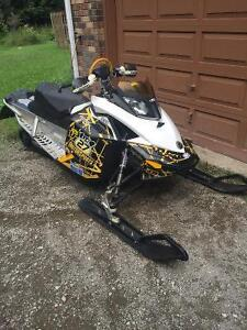 Skidoo Mxz 550f /or trade for Longer track