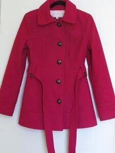 Womens Pink Winter Jacket Size Small London Ontario image 1