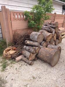 Firewood and scrapwood
