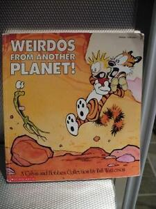 WEIRDOS FROM ANOTHER PLANET ! ( Comic Strip )