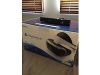 Playsation VR (PSVR) Brand New with Playsation Camera