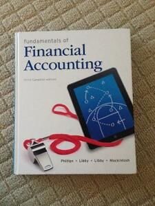 Fundamentals of Financial Accounting third edition