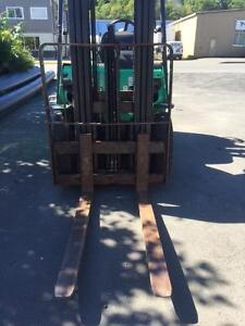 Mitsibushi Forklift Campbell River Comox Valley Area image 8