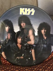 kiss picture disc Largs Maitland Area Preview