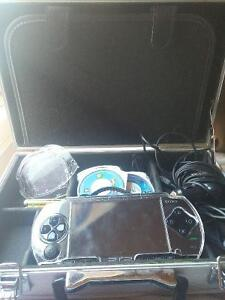 PSP and games for sale