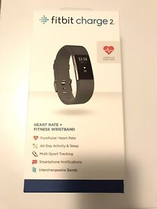Fitbit Charge 2 - near new, negotiable North Sydney North Sydney Area Preview