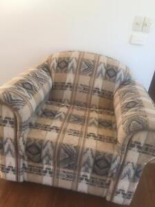 2 x comfy armchairs Highton Geelong City Preview