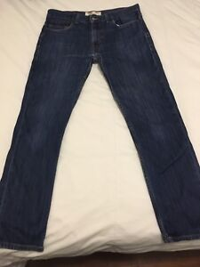 Levi's 511 Jeans 32W x 30L (2 pairs) Alderley Brisbane North West Preview