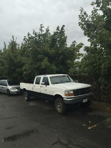 1994 Ford F-350 XL Pickup Truck
