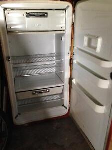 Antique fridge