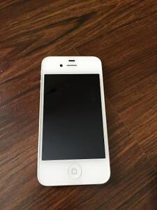 iPhone 4S with bell like new condition!