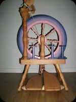 Ashford Traveller Spinning Wheel-Inventory Clearout