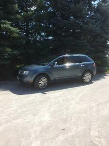 2010 Lincoln MKX Loaded SUV, Crossover