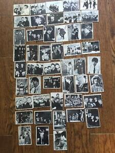 28 BEATLE ~ Vinyl Record Lps & 3 sets of Beatle Cards (1964)