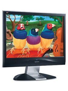 Monitor ViewSonic VX2035wm - LCD - 20.1