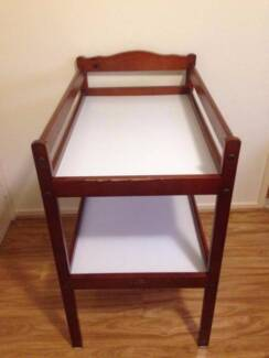 Used in great condition Baby Change Table- Solid Timber