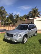 2004 Subaru Forester XS luxury Angle Vale Playford Area Preview