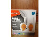 Baby audio monitor , Tommee tippee manual pump