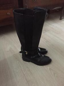 Black boots from Aldo