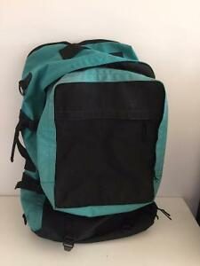 Travel 2 in 1 Backpack, Luggage