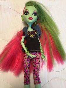 Monster High Venus McFlytrap Original!!!! West Island Greater Montréal image 2