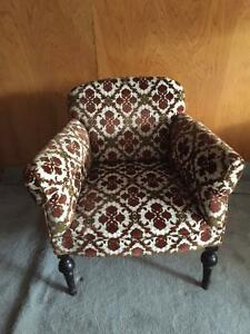 Early 20th century armchair eastern North America