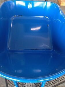 100L builders wheelbarrow tub only metal wheel barrow Hoxton Park Liverpool Area Preview