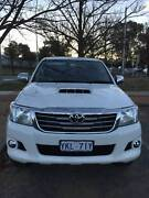 2014 Toyota Hilux Ute Phillip Woden Valley Preview