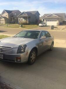 2007 Cadillac CTS Fully loaded Sedan