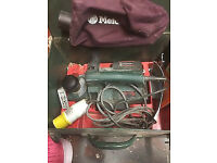 Metabo heavy duty power planer HO0882 Kit 800w 82mm Planer Case and Chip Bag