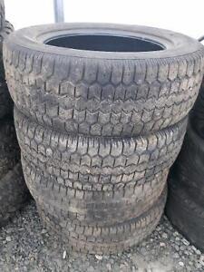 Uniroyal Tiger Paw Winter Tires