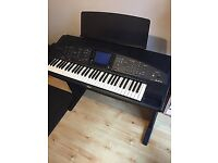 Yamaha psr 7000 with stand