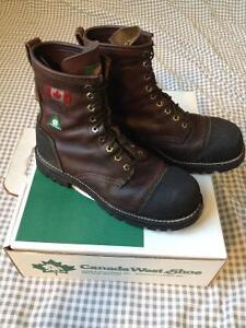 Canada West 34317 CSA Boot Size 10.5 EEE