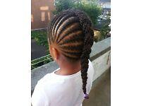 KIDS & ADULT HAIR STYLES