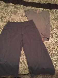 Lululemon outfit size 10