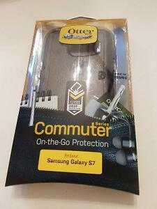 Brand New Black Otter Box Commuter Series for Samsung Galaxy S7 Cambridge Kitchener Area image 1