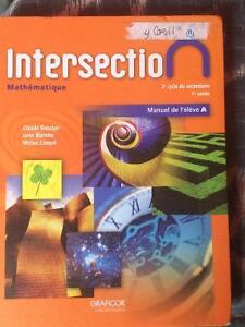 Manuel Intersection 2e cycle 1re année