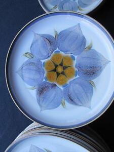 """""""Chatsworth"""" by Denby-Langley China - 71 pieces"""