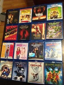 Blu-ray lot movies bluray blue ray