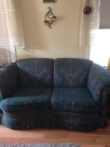SKLAR PEPPLER--Couch  & Loveseat