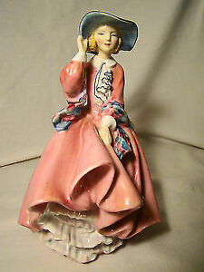 Royal Doulton Top o' the Hill Lovely Figurine 1849