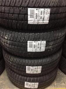 265/70/17 Michelin LTX A/T 2 (All Terrain)