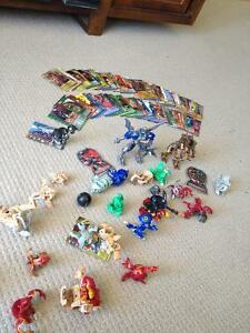 Bakugan toys for sale ($300 value new!)