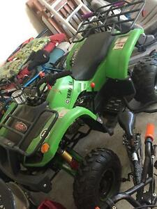 Selling atv turns over but doesn't start need gone asap