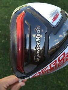 Taylormade Areoburner Driver (left hand)