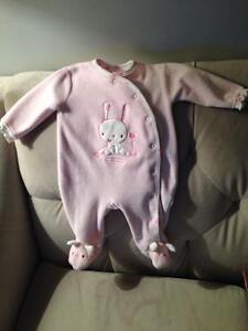 Bunny Sleeper-Infant